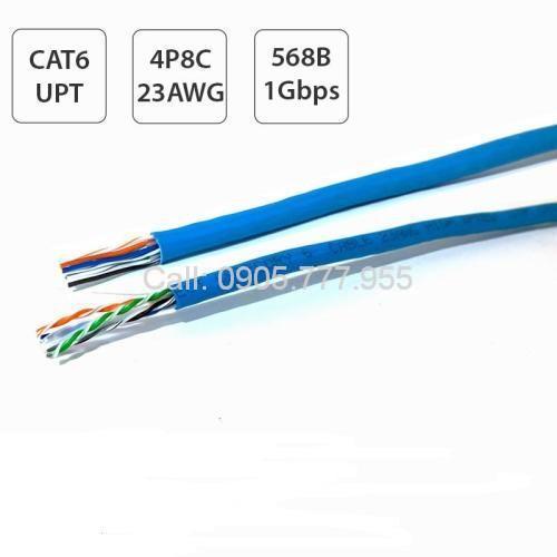 Cáp mạng Cat 6 AMP LX 0939