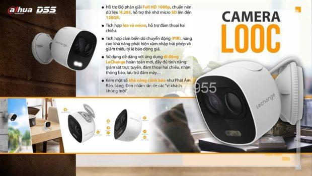 Camera IP wifi Lechange Imou IPC-C26EP