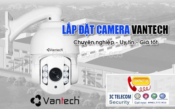 Camera Vantech có tốt không?