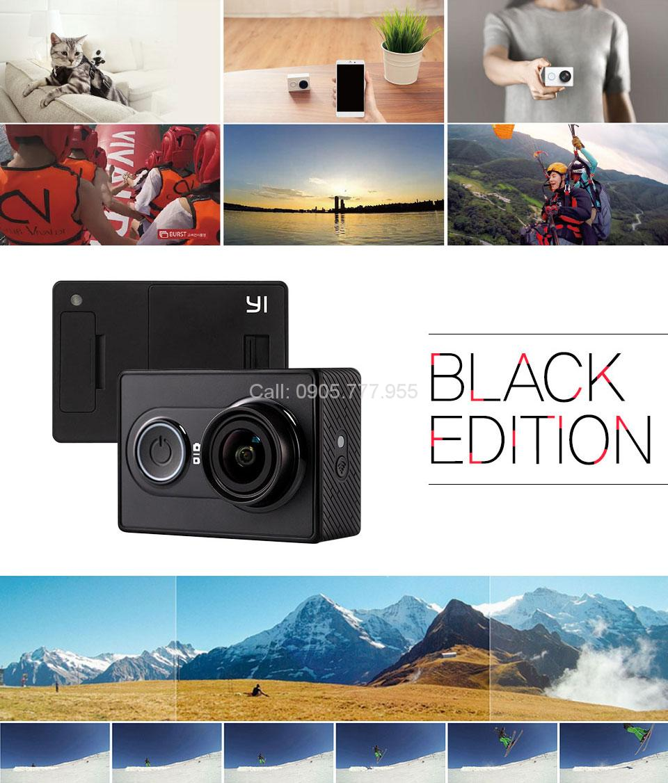Camera Hành Trình Xiaomi Yi Action Full HD 1080p