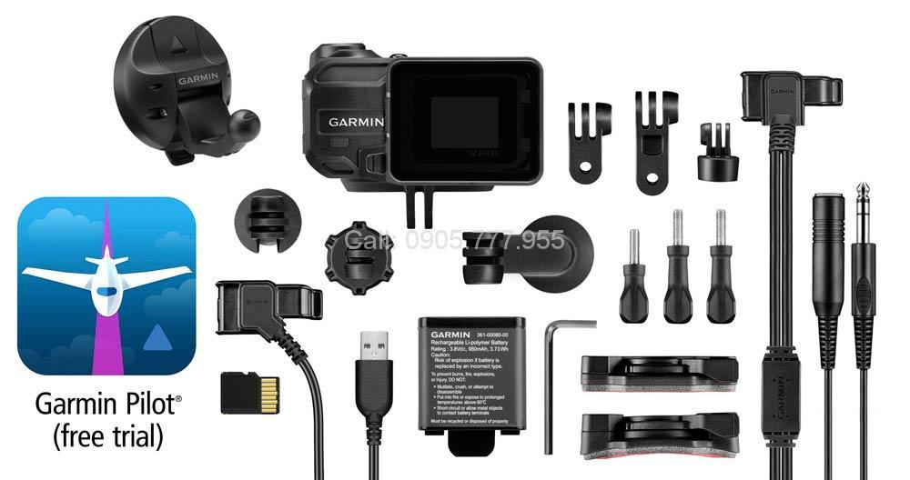 Camera hành trình Garmin Virb XE