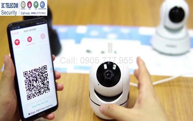 camera WiFi Ycc365